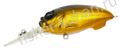 Воблер MEGABASS MR-X CYCLONE  (GG Alien Gold)